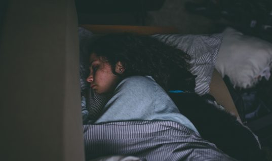 oss of a loved one can affect your sleep